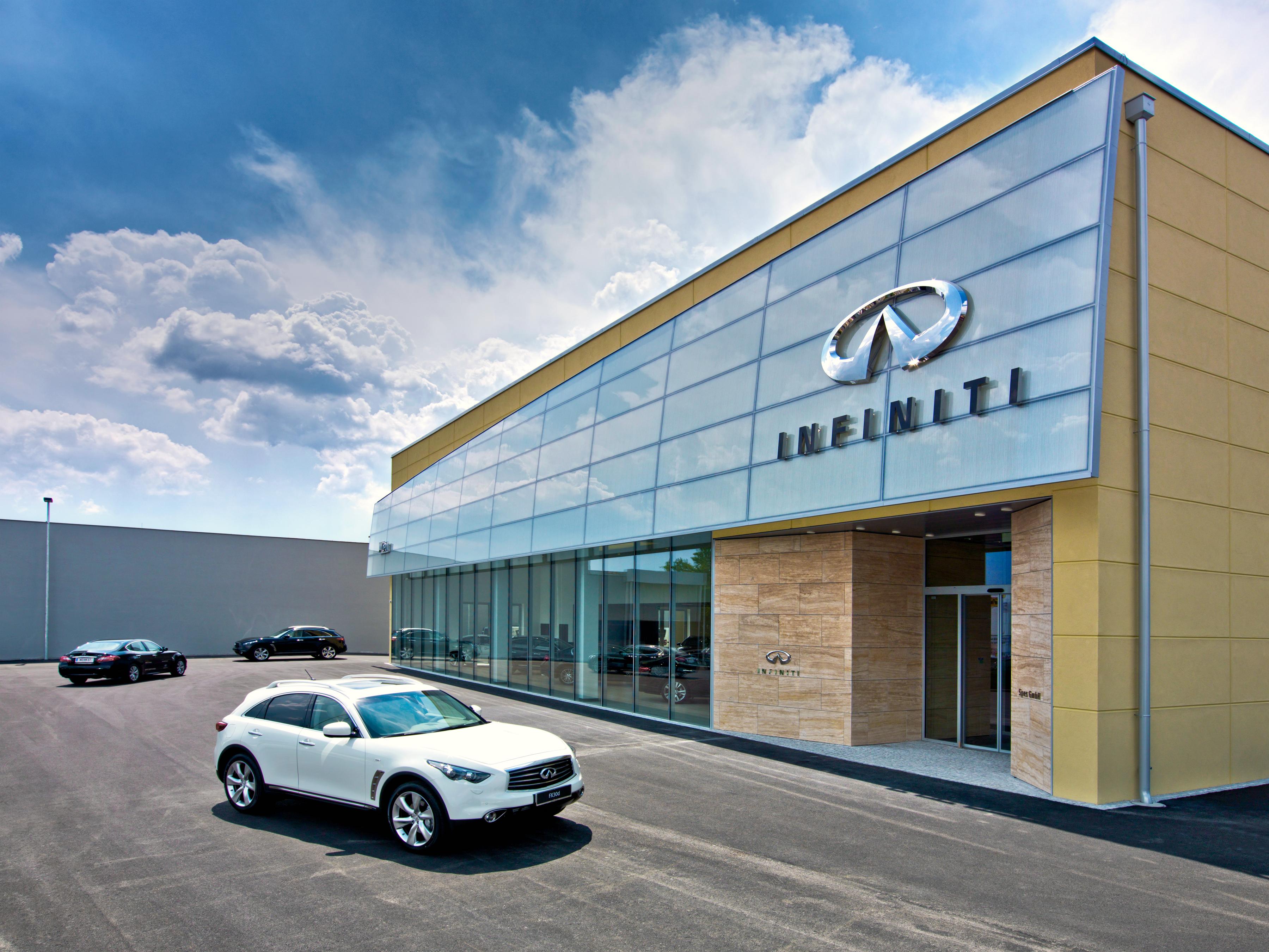 centre dealers infiniti newcastle infinity locator