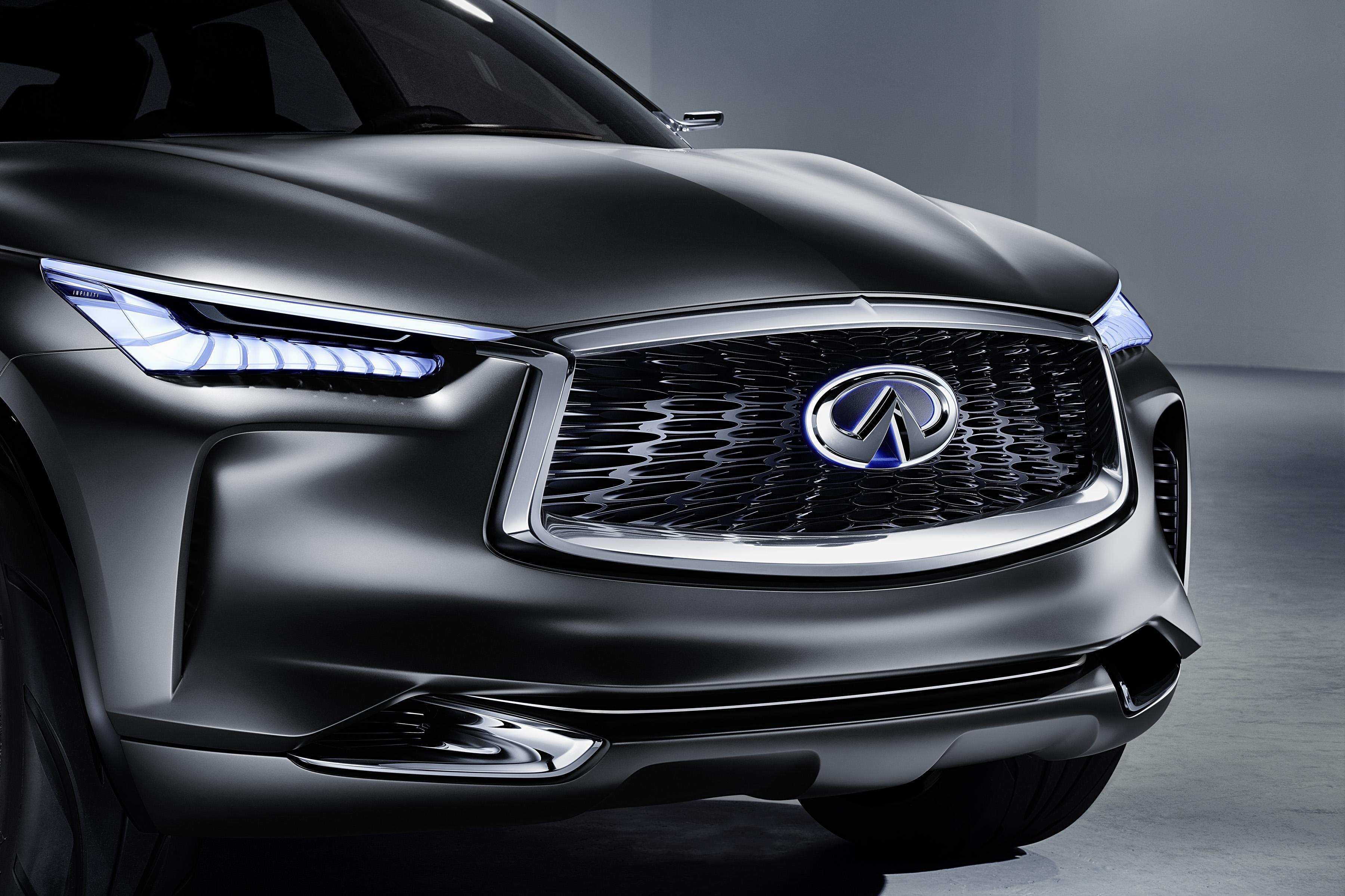 automobile infinity infiniti auto car concept news fx crd