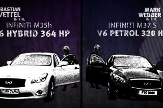 Infiniti Race Germany - M35h