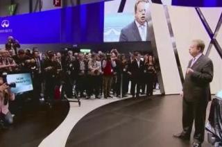 Geneva Motor Show 2011 – Press conference