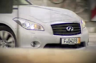 Infiniti M35h The Luxury Hybrid Sedan That Puts Performance First 5
