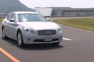 Infiniti Announces Two World-First Steering and Braking Technologies