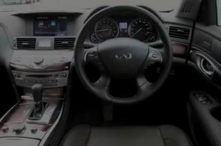 Infiniti Hybrid First Global Drive, Japan