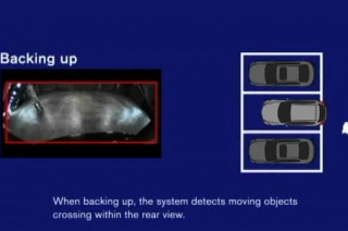 Infiniti Introduces New Driving Assistance Technology Designed to Help Detect Moving Objects Around the Vehicle