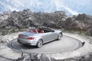 G37 Convertible Visualiser