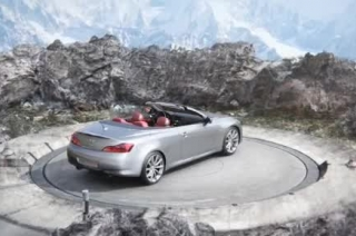 G37 Cabrio Visualiser