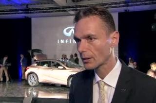 Infiniti Launch of Q30