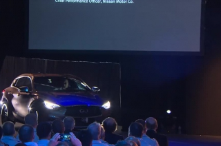 Infiniti Q30 - Start of Production (B-roll)