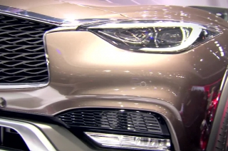 Infiniti at the Geneva Motor Show 2016